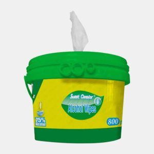 Alcohol Cleaning Wipes - 800ct Fusion Healthcare PPE Products