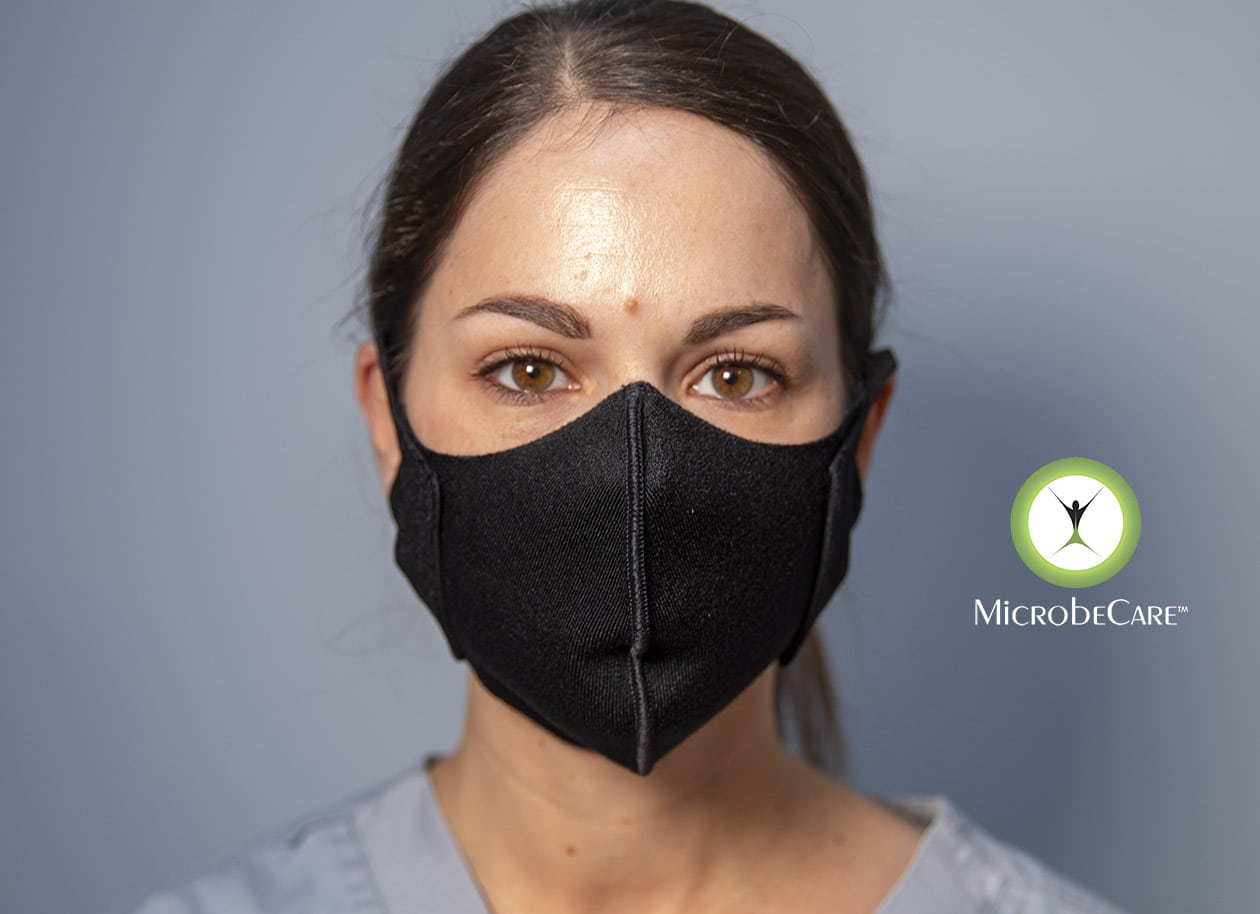 MICROBE SAFETY MASK™