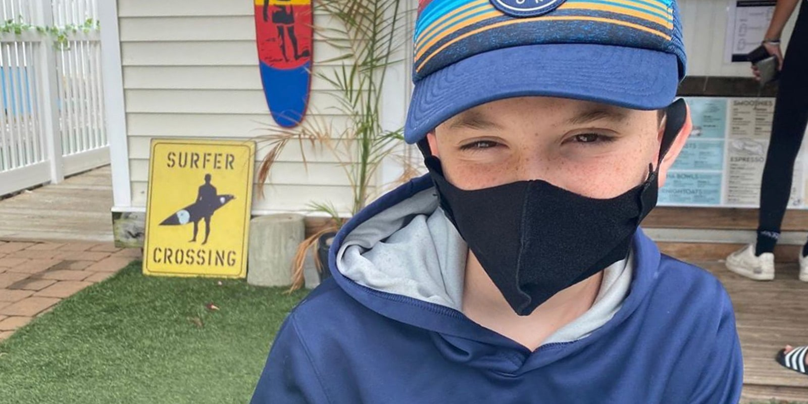 New Jersey Mandates Masks Outdoors when Social Distancing is Not Possible