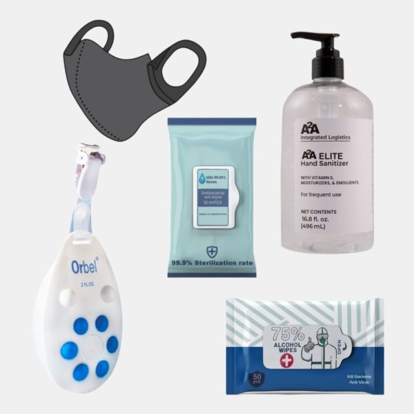 College PPE Kit Fusion Healthcare PPE