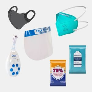 Frontline PPE Kit - Fusion Healthcare PPE Products