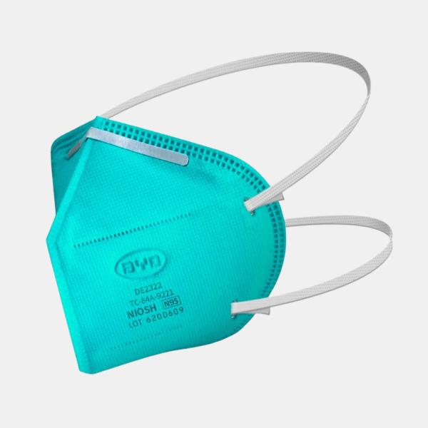 N95 NIOSH Mask Fusion Healthcare PPE