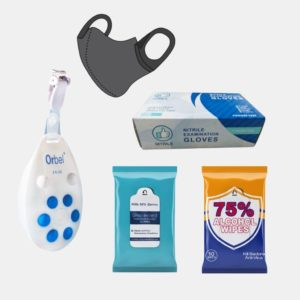 Student PPE Kit Fusion Healthcare PPE Products
