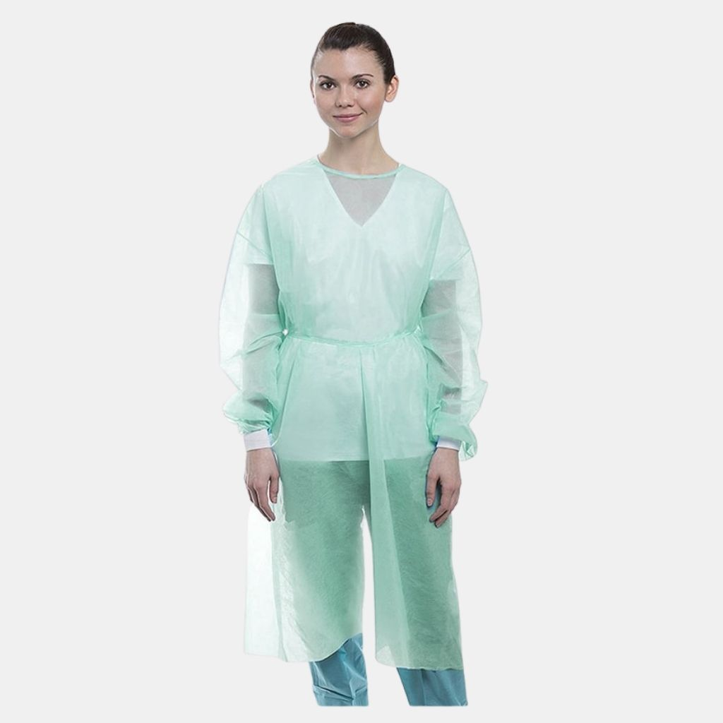 Lightweight Gown Fusion Healthcare PPE